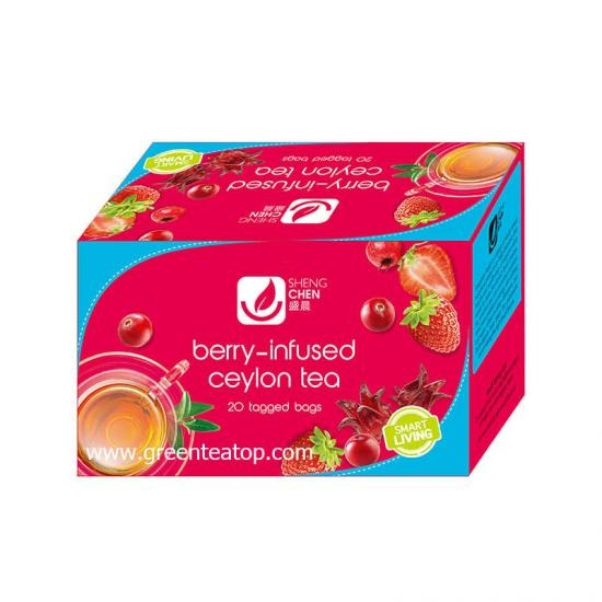 OEM Service Berry-infused Tea