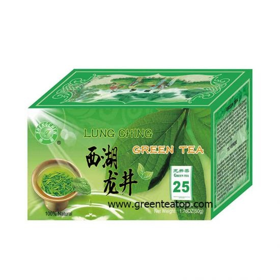 Chinese Lung Ching Tea
