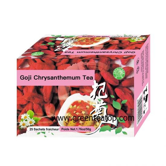 Goji Chrysanthemum Tea