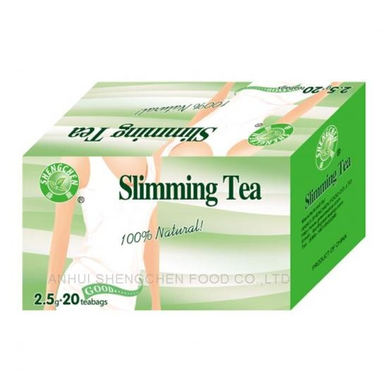 Private label customized factory price slimming tea