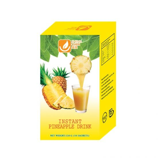Pineapple Flavored Instant Powder Drink