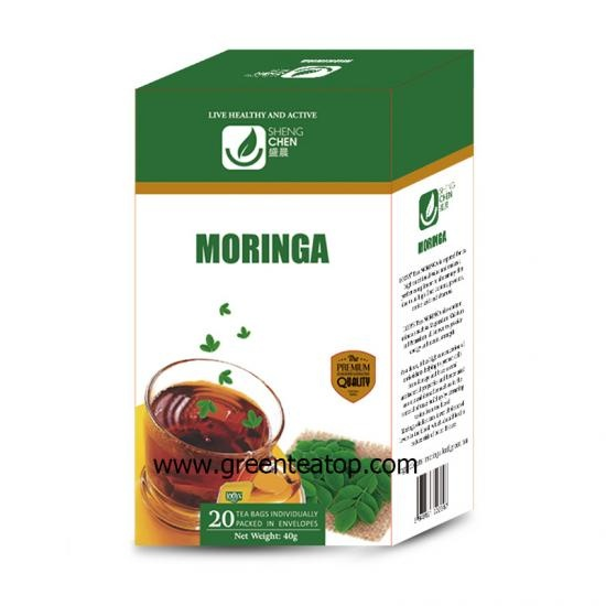 Lower Cholesterol moringa tea