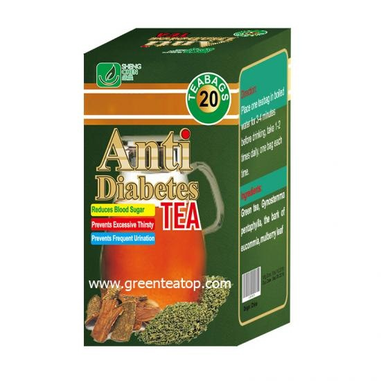Preventing blood clots Anti Diabetes tea